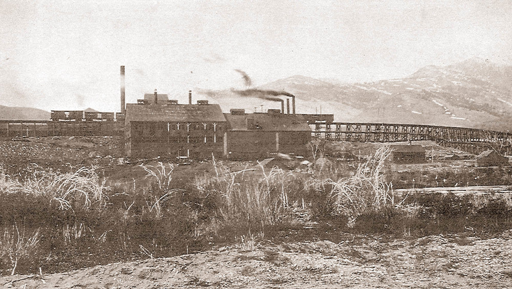 Empire smelter