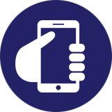 Staff can access the desired document from their mobile – including from the web and cloud