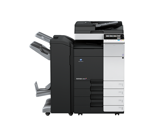 Konica Minolta Bizhub C368 Full range of Konica Minolta colour photocopier, copier leasing, printer leasing, photocopier hire, copier rental, lease copier or lease copiers
