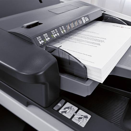 Print solutions, scanners, colour photocopier, copiers and printers