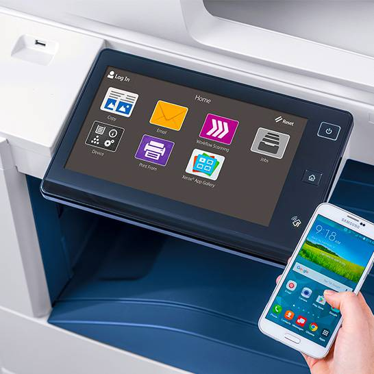 Workflow Group managed print solutions, manged print services, print technologies and print software