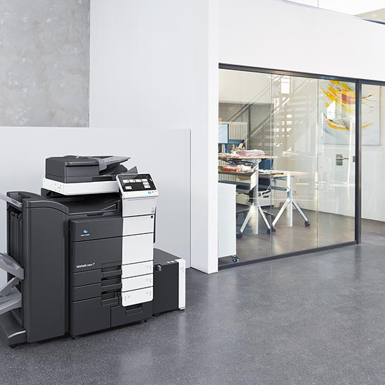 Workflow copier and printer leasing, managed print service, total print solutions