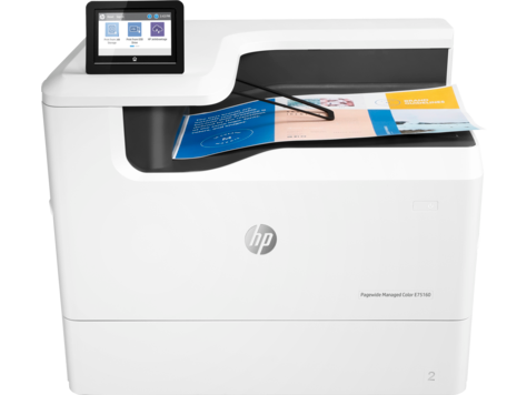 HP PageWide E75160dn- HP PageWide photocopiers. Part of the full range of HP copiers and printers, HP photocopier