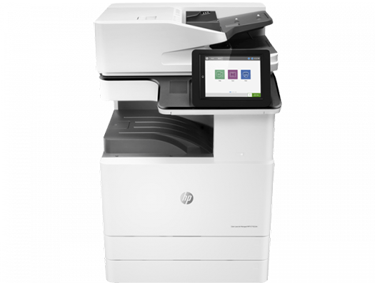 HP laserjet E77822dn - HP laserjet photocopier. HP photocopier, HP colour copier. Rent HP copier, rent HP printer, lease HP copier or lease HP printer service available