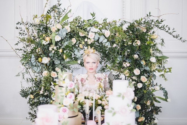Photo credit:  Bright Side Photography     Florist:  The Flower Story     Styling:  The White Emporium