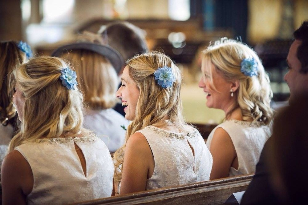 Photo credit:  Silver Tree Weddings