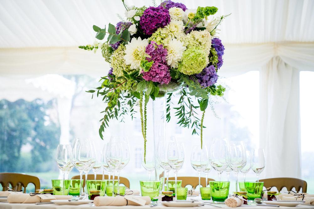 Photo credit:  Steve Rideout Florist:  Elworthy Flowers