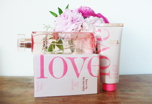 """Let's talk about love for a minute:  how much I love picking the brains of beauty innovation gurus like Victoria's Secret's Mark Knitowski, and how much I love  giving away almost $100 worth of the new  Love is Heavenly fragrance .   Also, gotta love models in the flesh and an epic array of fresh flowers.             Toni Garrn + VS Angels Erin Heatherton + Lindsay Ellingson     I was so excited to go behind the scenes with Mark Kitnowski, the VP of Product Innovation over at VS.  Think of Mark like you think of Pharrell, Timbaland, The Dream etc. … the perfumers are the talent, but Mark is the producer - and hitmaker. Never turn up your nose (literally/figuratively) at a VS scent, they've got the best people in the biz working on this stuff.  PS My jam this winter was flipping up my usual niche 3 zillion dollar  oud fragrance  [which I only have a sample of, obvs] with VS Bombshell.    Mark explained the birth of  Love is Heavenly , which was a marriage of two directions from two perfumers. One mod had the fresh, sparkling vivacity in the top notes …  exactly what Mark was seeking for the """"daughter"""" of the classic Heavenly scent  … and the other had a rich, sensual base with this hint of masculinity that I've really been loving in these recent scents.   The result makes perfect sense -  isn't it funny what the first stage of falling in love is all about?  That mix of innocence, wanting to get to know someone, do anything for them, that bubbly feeling in the tum … and then, indulging in the dark side! Listening to depressing music when they don't call you, turning into an uncontrollable beast whenever you're alone with them … HA. You know what I mean, right? Definitely a dichotomy.   A couple gems in the juice: dewberry in the top notes, which to me is synonymous with youth; water lily (grown and captured in a hydroponic setting - so it's very pure and clean, without the earthiness of dirt!); and a triumvirate of woods including ebony that dries down to  a very evoc"""
