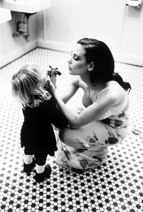 Happy Mother's Day!    Ellen von Unwerth