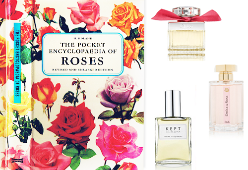 "I think and write about fragrance a lot for work so I'm really excited to delve into this subject here.    What's up with people thinking rose is a scent for old ladies?  There are a few  rose-based gems  that make my cult fragrance list - I'd call them ""new classics"" but I hate that type of jargon.  Read/smell for yourself:   1.   Chloé Rose   is a limited edition twist on the original. It's a real rose bouquet, with lily of the valley adding freshness and amber adding sexy warmth - like a  bad ballerina  in a bottle. Look at this and tell me you don't want it on your dressing table? $85  here .   2.   L'Artisan Parfumeur Drôle de Rose   ( trans. funny rose  … or even better,  funny pink ) reinvents rose the way Dita Von Teese reinvented burlesque - retro, but WOW … a boudoir floral with leather undertones. $95  here , or grab a sample for $3 (lasts many a Friday night).   3.   Kept by MCMC Fragrances  . Anne McClain, an up-and-coming classically trained perfumer working out of Brooklyn, took the idea of the kept woman and turned it around. This is for the woman that keeps herself - and I think it's also for the woman that wears perfume for herself (don't you? I love smelling my sleeves during the day… is that weird?) and if someone else likes it on her -  bonus . Red rose blended with black tea with spicy, warm base notes. $45.00  here .   Also … right now I'm wearing   Montale Roses Musk  .  This stuff is crazy expensive but it smells like meeting the sexiest man alive in a desert and drinking mint tea with him in a bath drawn with rosewater.  Sold?  It's $140  here .  I have the $3 sample. And I'm also in my apartment, drinking Decaf Lipton. Alone.     What's your take on rose - love it or hate it?  Any favorite rose products/scents?"