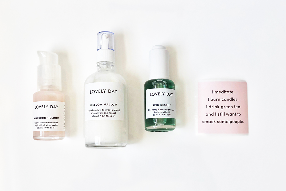 lovely day natural skincare
