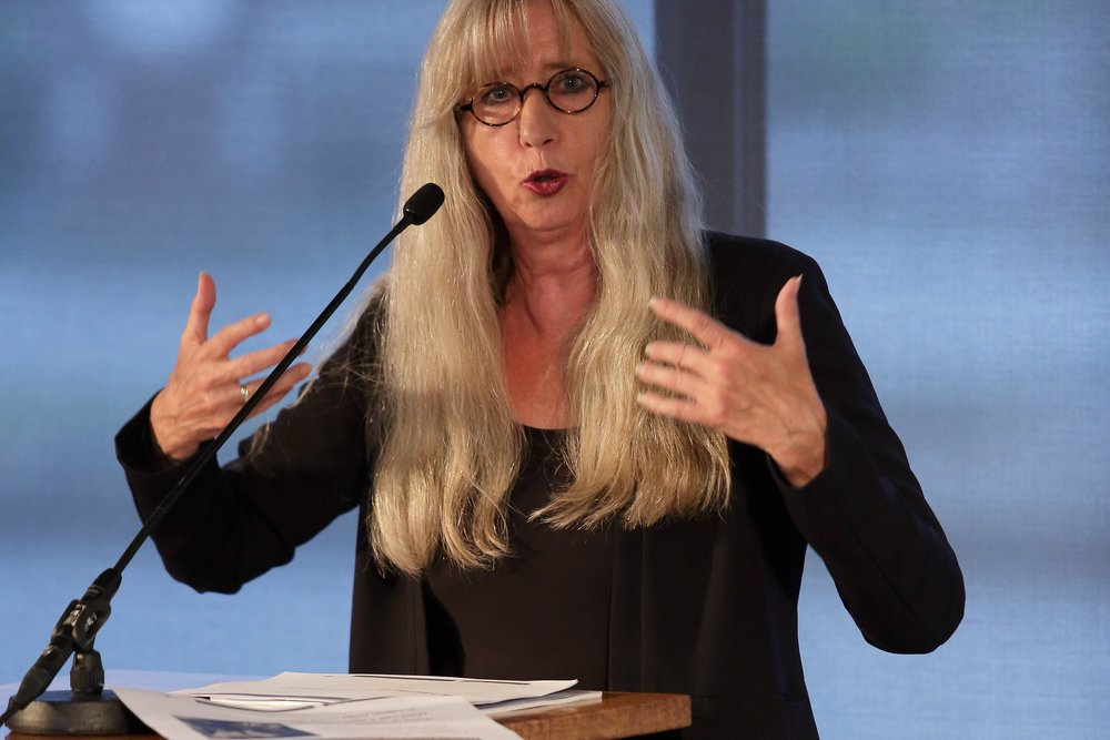 Marijke de Vries  (gemeente Rotterdam) vertelt over het Rotterdamse actieplan 'Voor Mekaar'.
