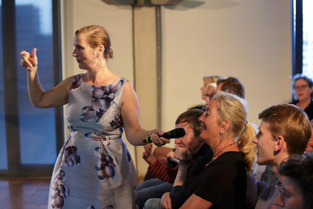 Marijke Andeweg , regisseur Aanpak Eenzaamheid: 'Gebruik het beschikbare potentieel aan buren in een straat.'