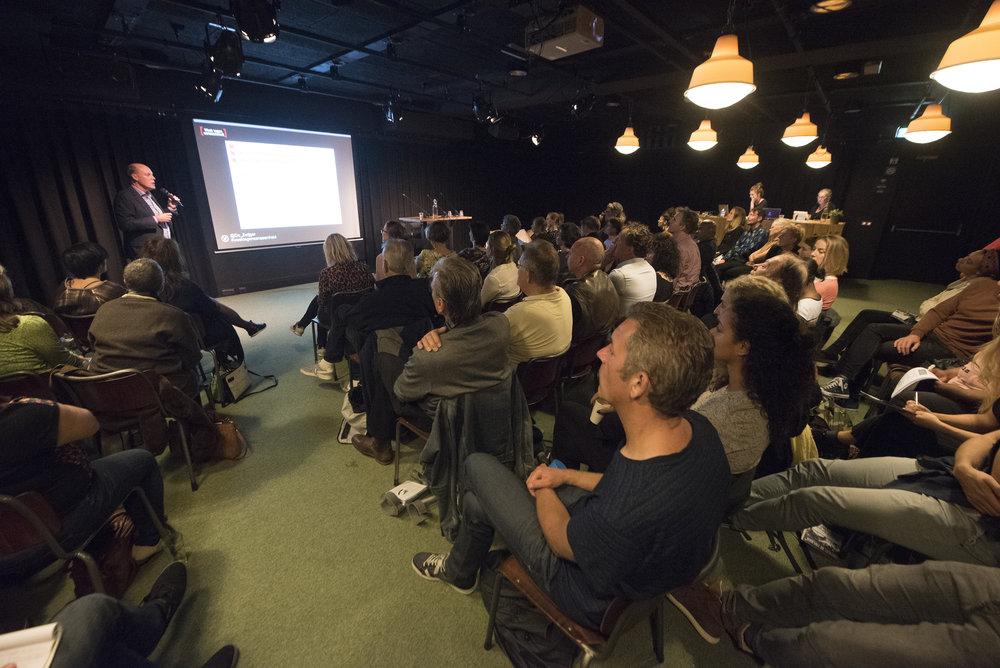Jeroen Slot, hoofd Onderzoek, Informatie en Statistiek Amsterdam