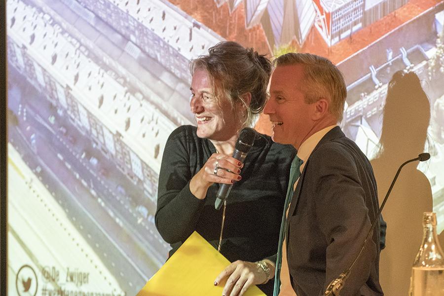 Wethouder Eric van der Burg: 'Nieuwbouw kan sociale structuren vernietigen.'