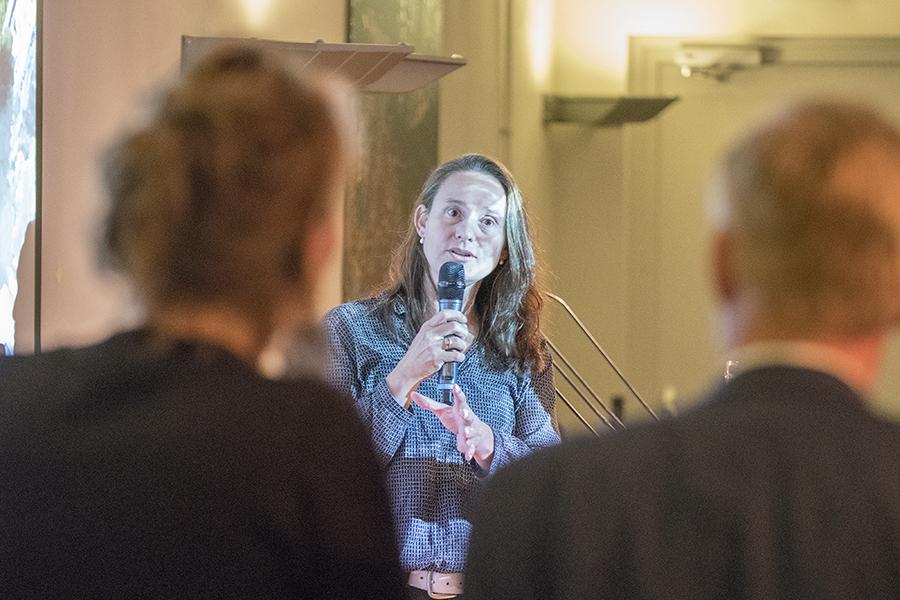 Willemineke Hammer: 'Met verschillende culturen komen verschillende oplossingen in beeld.'
