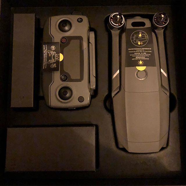 New Mavic  2 Zoom #drone #dronestagram #mavic #djimavic2 #zoomzoom #droneoftheday #mavic2 #edm #dji @djiglobal @dji_official @adorama