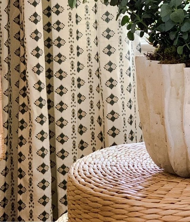 #Repost @adacatlanta ・・・ @travisandcompany presents the latest collection from @abbotandatlas, a Grecian textile company that draws from history, folklore, and global culture to produce striking collections of original, print-to-order fabric. #adacatlanta #interiordesign #homedecor