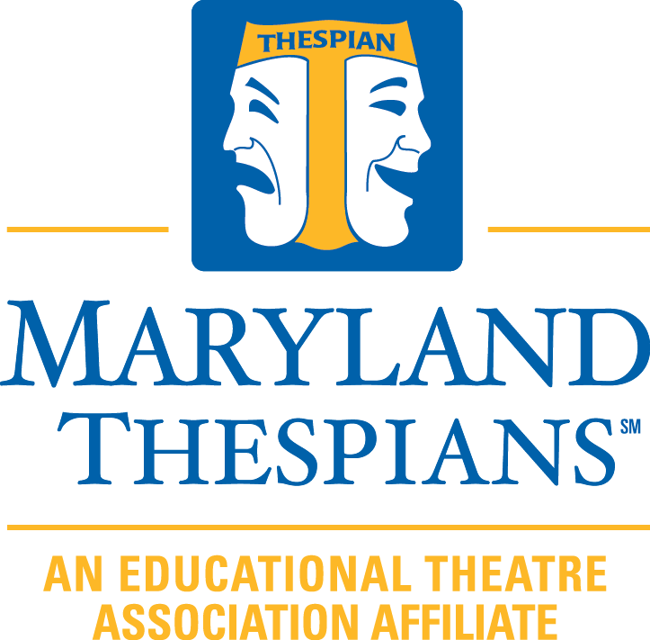 Maryland Thespians Logo