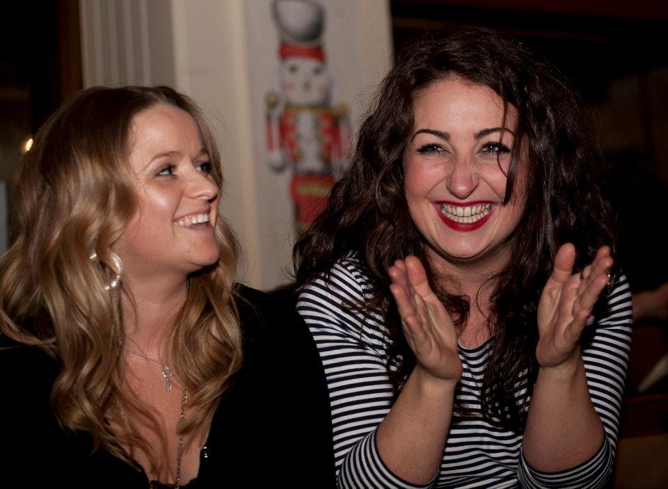 niamh and laura anne at better than socks.jpg