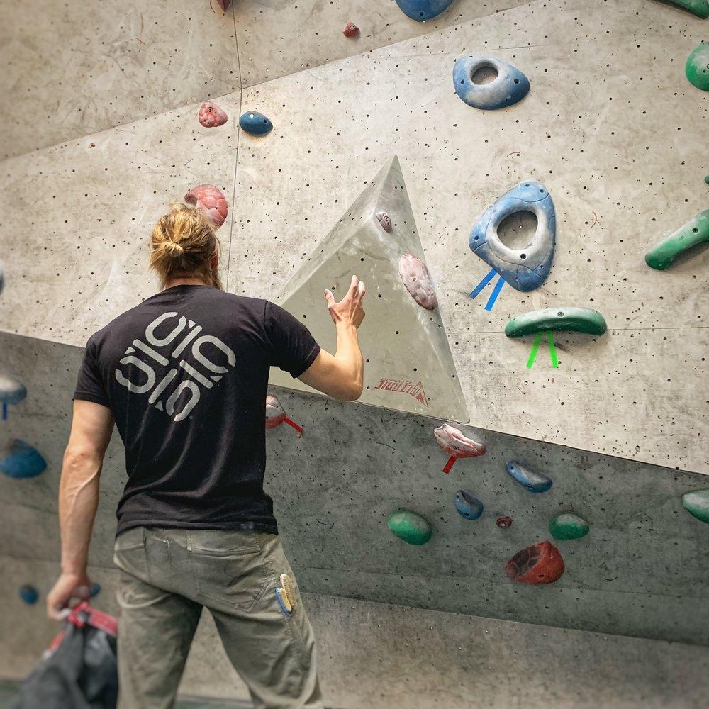 Begyndertips til klatrere i Boulders