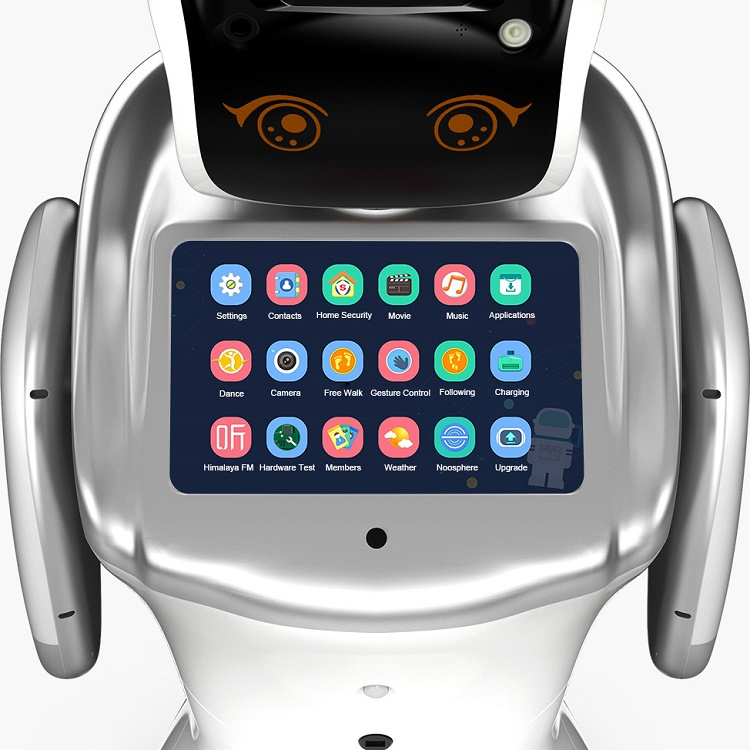 Sanbot apps & games -