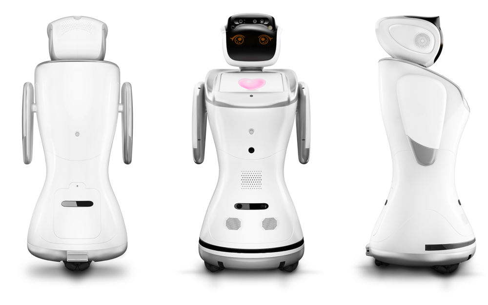 sanbot from every angle -