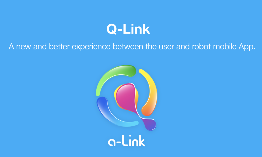 qlink app for sanbot