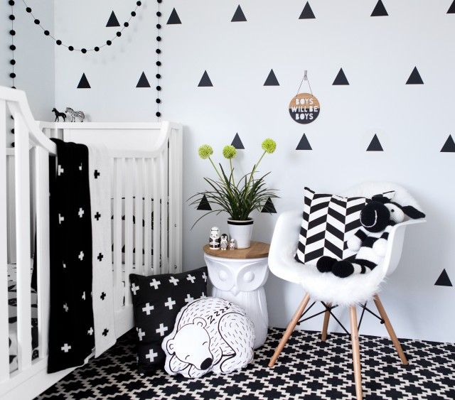 Black White For Newborns More Than Just A Funky Print Momtogether