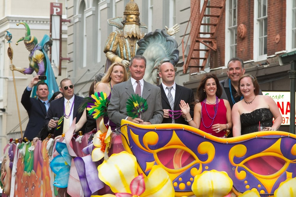 NOLA INCENTIVE TRIP - NEW ORLEANS, LOUISIANA