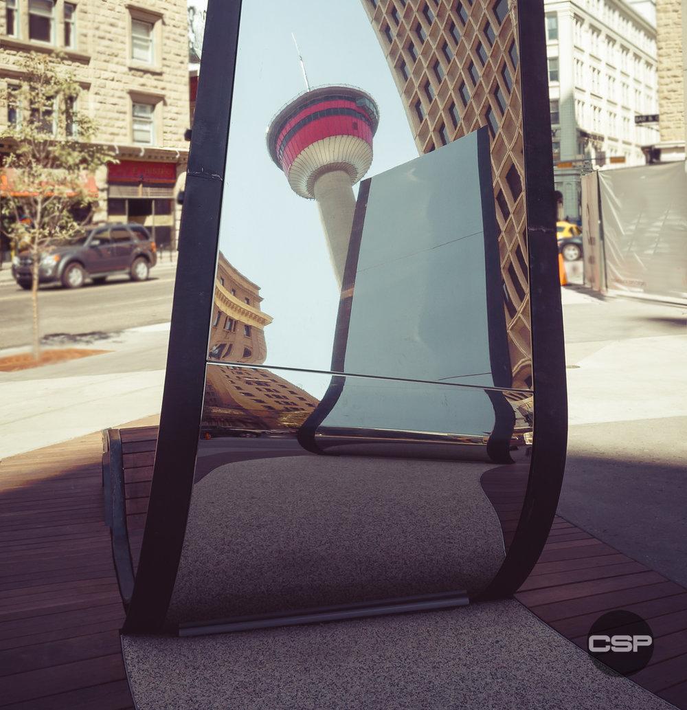 Calgary Tower Chair Reflection1.jpg