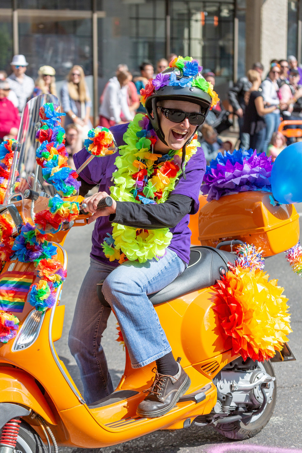 Scooter covered in flowers3.jpg