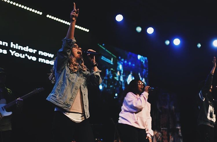 Big Night is a worship experience for students like no other! Designed to help students connect with God and with each other.  From the hangout, to worship, to the message, and beyond, you will experience a fun, welcoming environment that is both inspiring and encouraging.