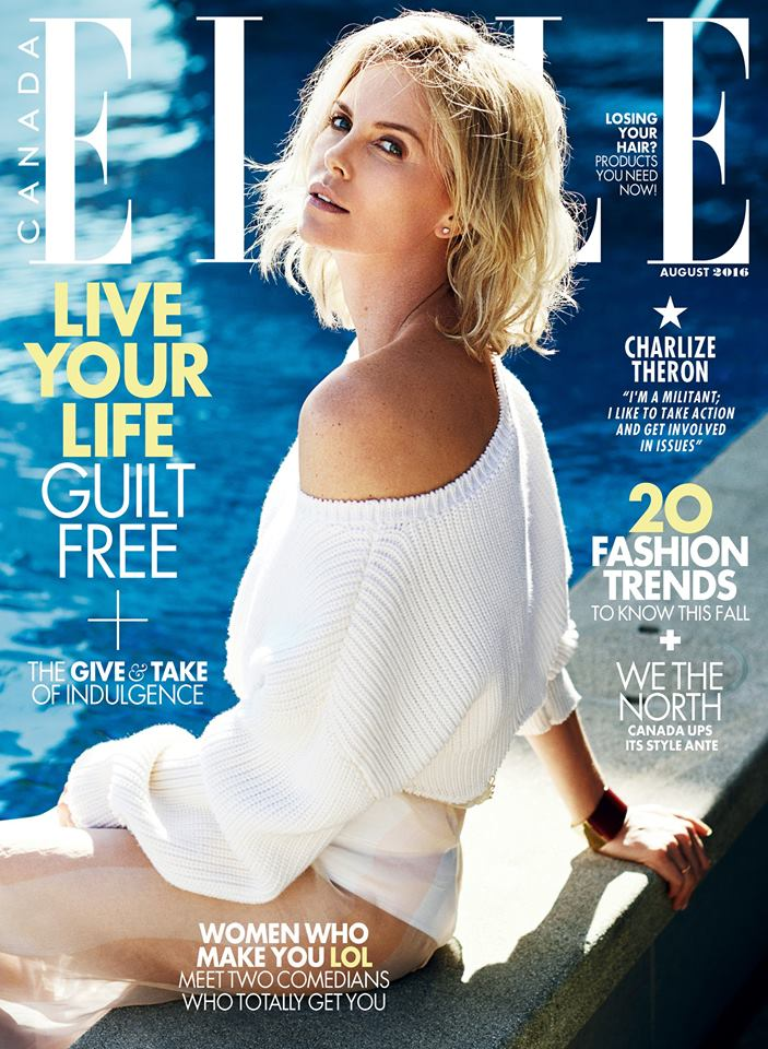 ELLE Canada features Silversea Cruises