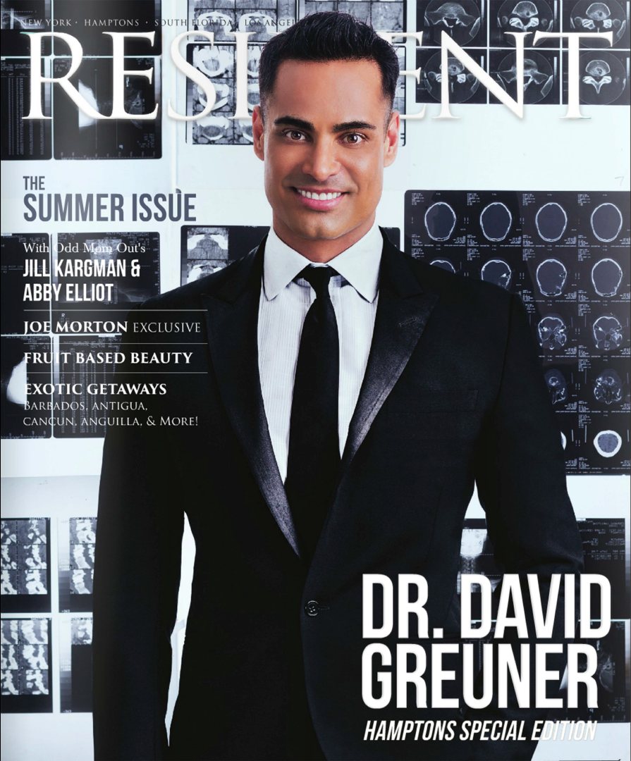 RESIDENT Magazine features The Crane Resort