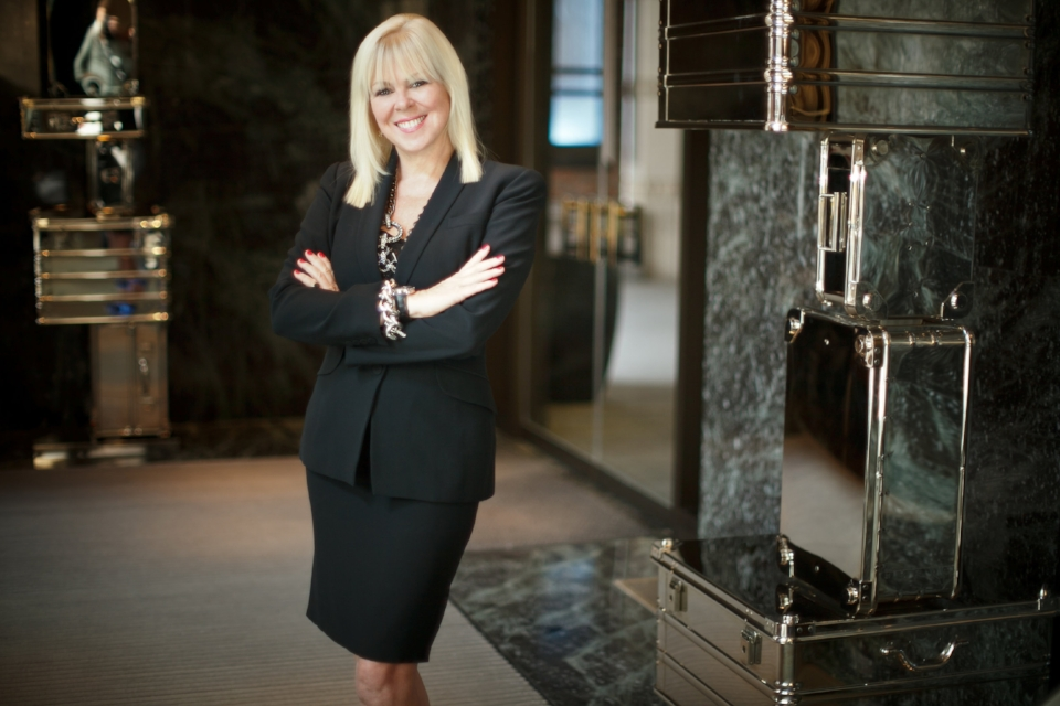 Siren Communications Founder & CEO Ann Layton
