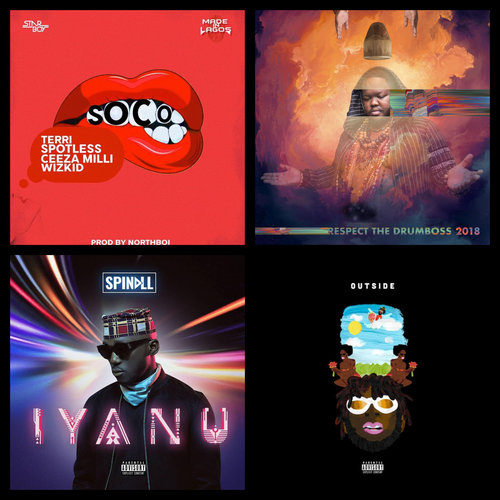 Afrobeat Albums