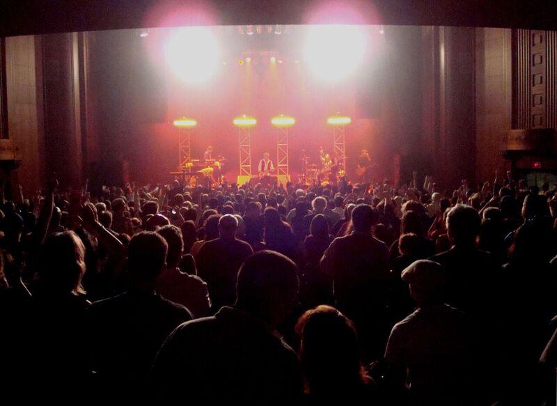 Lynn Auditorium