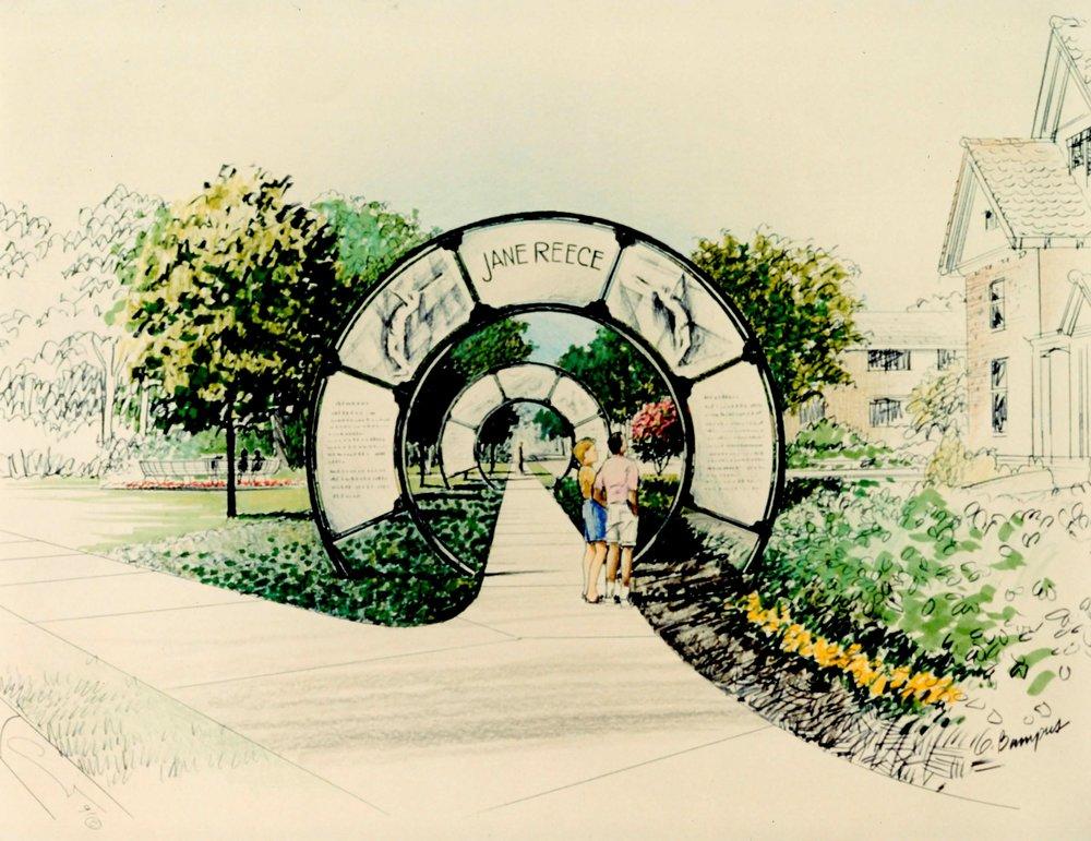 Jane Reese Park Portals