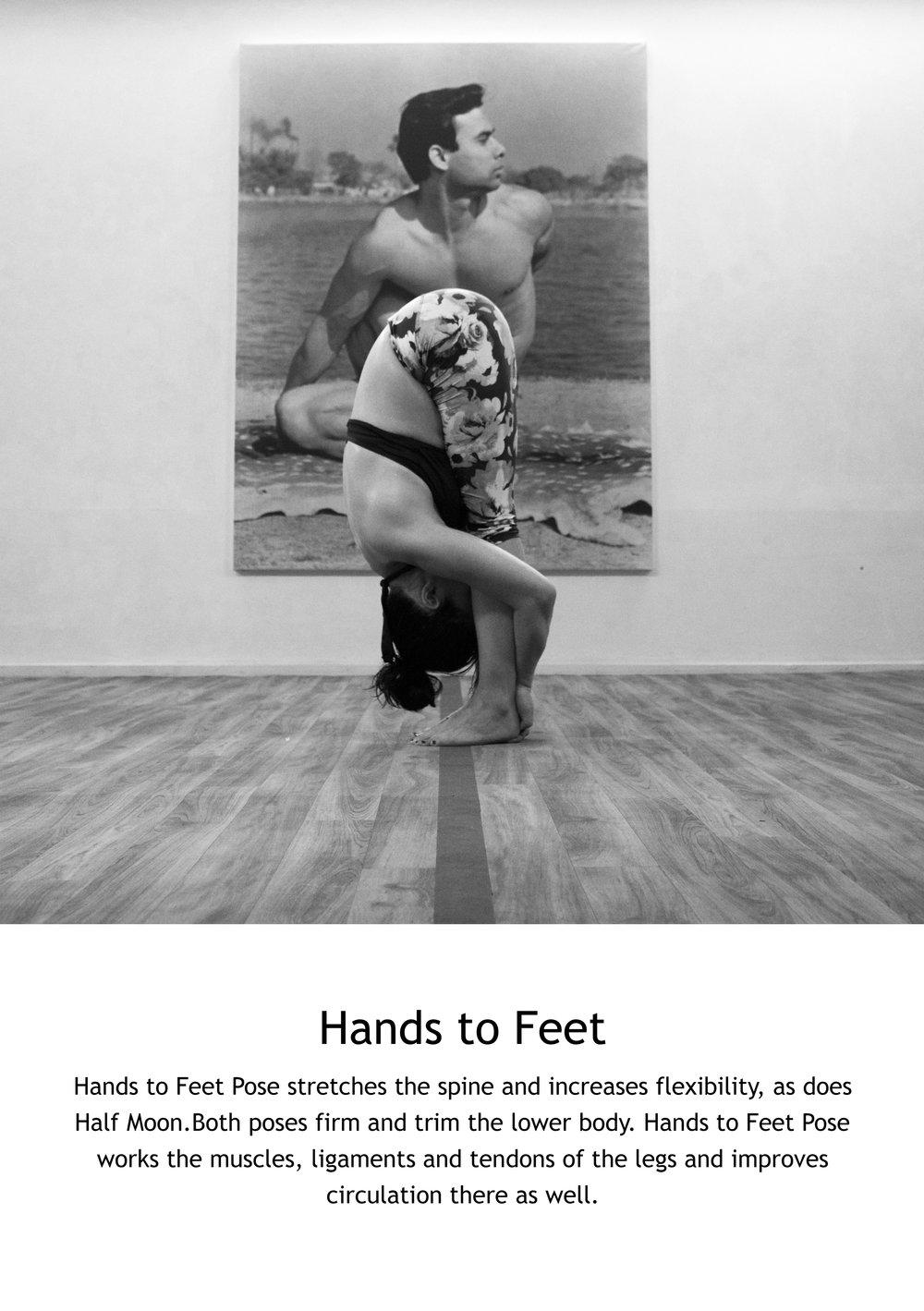 Hands to Feet