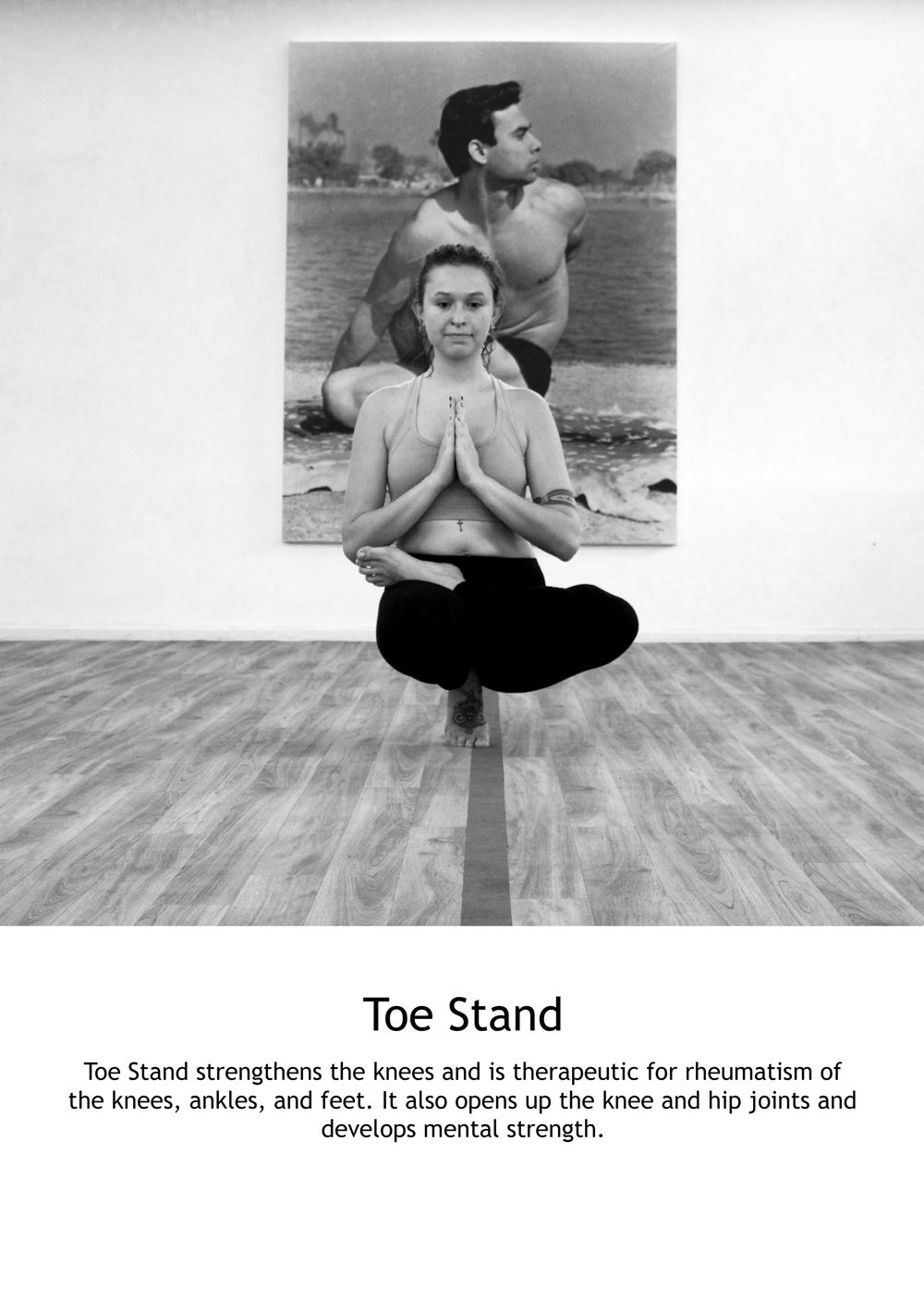 Toe Stand
