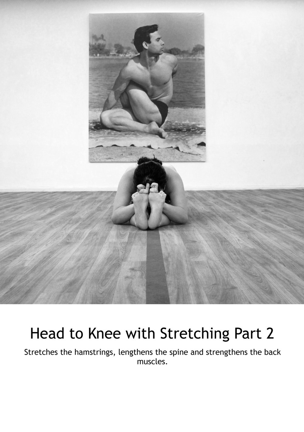 Head to Knee Stretching