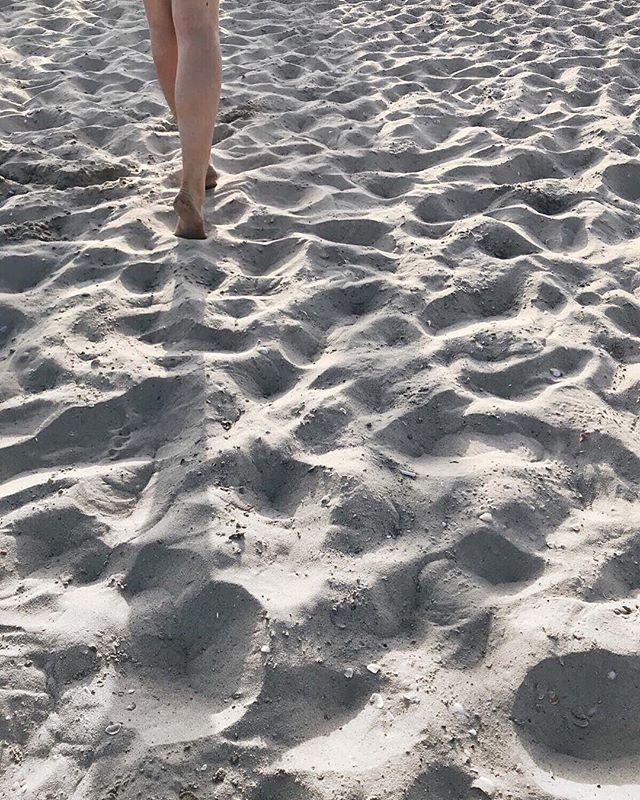 As I walk