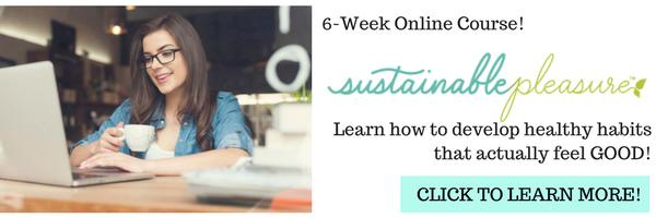 Walnut Health Sustainable Pleasure online course