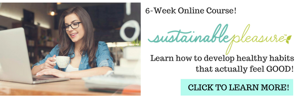 Walnut Helath Sustainable Pleasure online course