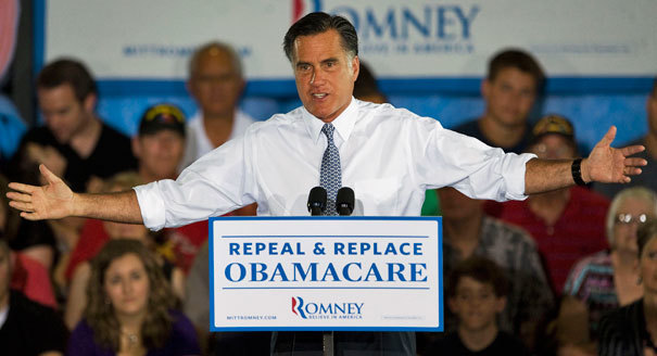 Mitt Romney originally denied a linkage between his Massachusetts plan and the Affordable Care Act, but has since admitted that the ACA contains major tenants of his self-titled legislation