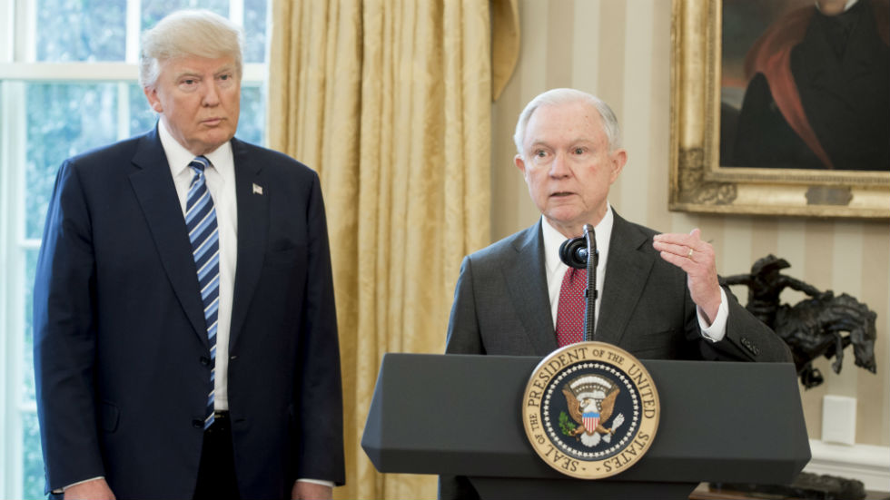 Trump recently took to twitter to attack Jeff Sessions, his Attorney General. Sessions was an early and staunch supporter of Trump's Presidential bid, and is largely responsible for the most significant policy changes of the administration.
