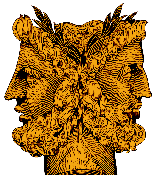Janus: the two-faced Roman God. Also a Supreme Court case that did away with the double-standard of guaranteeing Union income.   An additional sidenote bears introduction. Recall that, unlike private sector corporations and employers, which have CEOs, stockholders, and stomachs to incentivize fair bargaining with unions, public sector employers have no such constraints (See US budget, any year) because the agencies do not themselves suffer losses from higher expenditure; only the taxpayer does. When a company decides to raise wages and hire more workers, they suffer higher costs and lower profits. A government, on the other hand, doesn't have to turn a profit and can always raise taxes to cope.