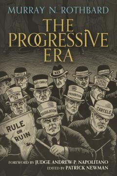 The Analysis of the Railroad Era is drawn from Murray Rothbard's  The Progressive Era.   Full Audio Book/PDF .