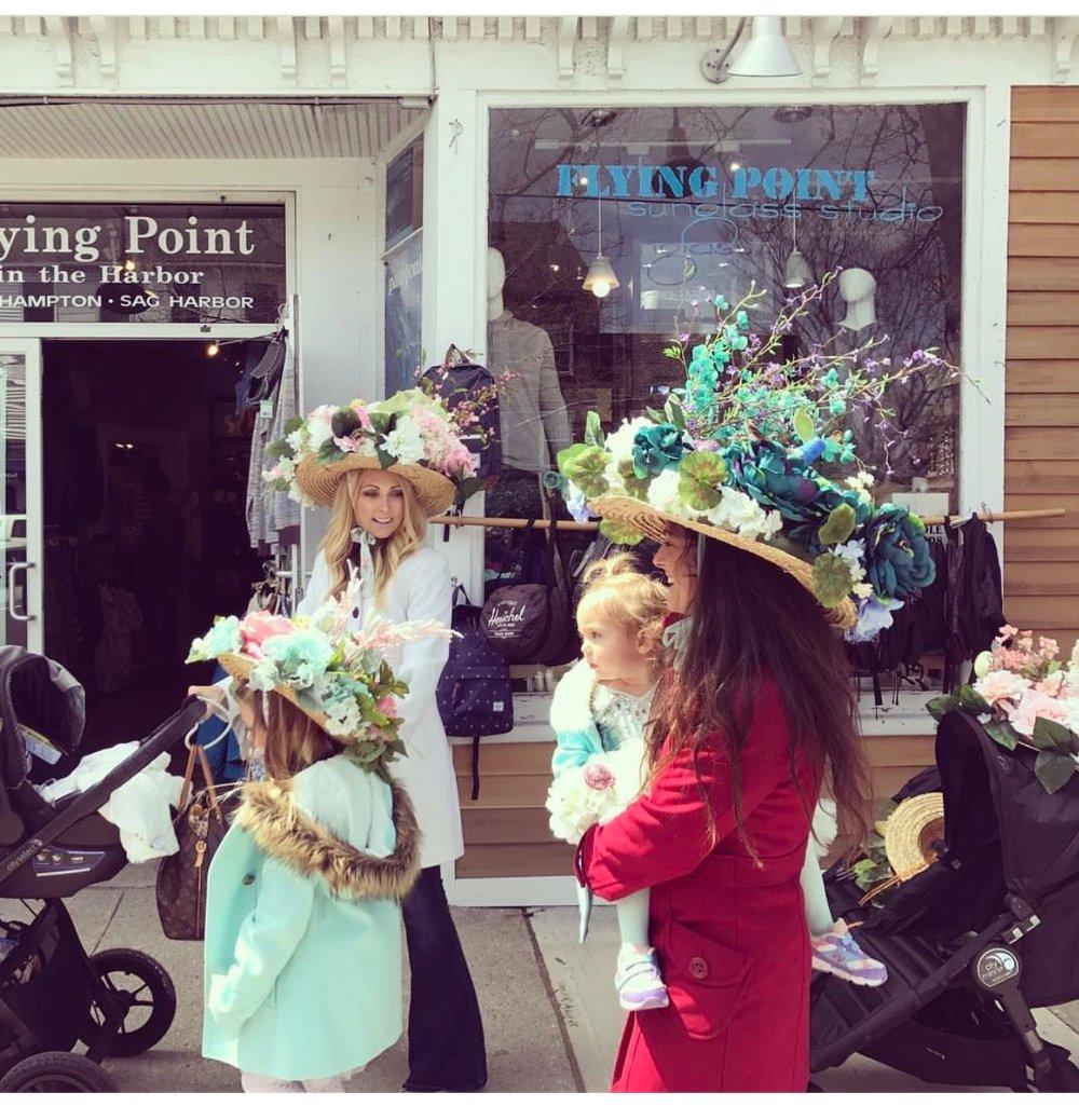 2017 Sag Harbor Easter Bonnet Parade